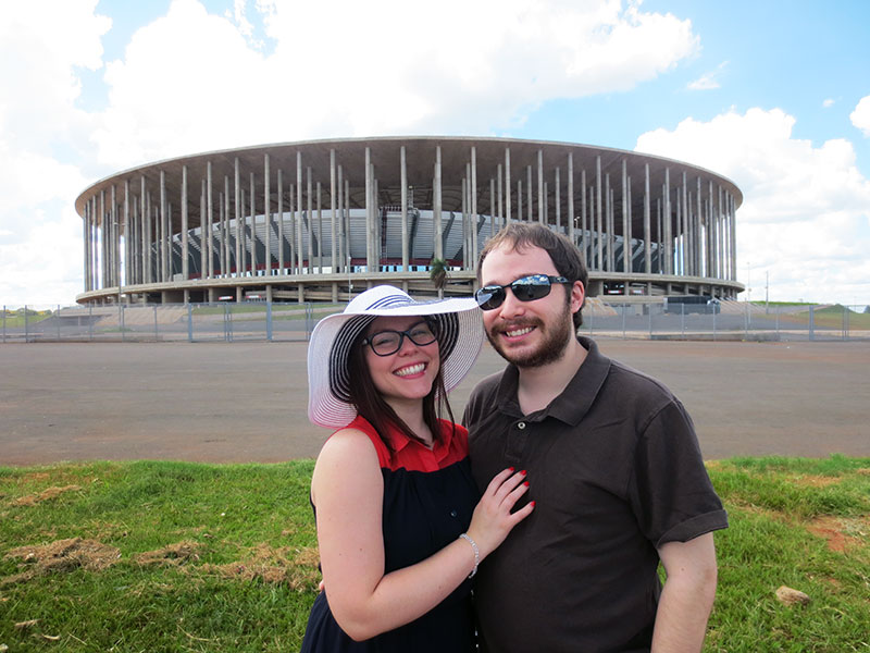 Estadio Nacional, Brasilia