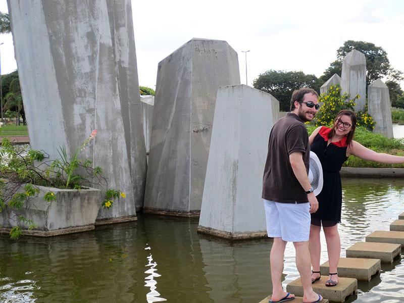 Palacio dos Cristais, Brasilia