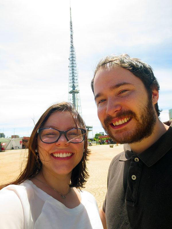 Torre de Tv, brasilia