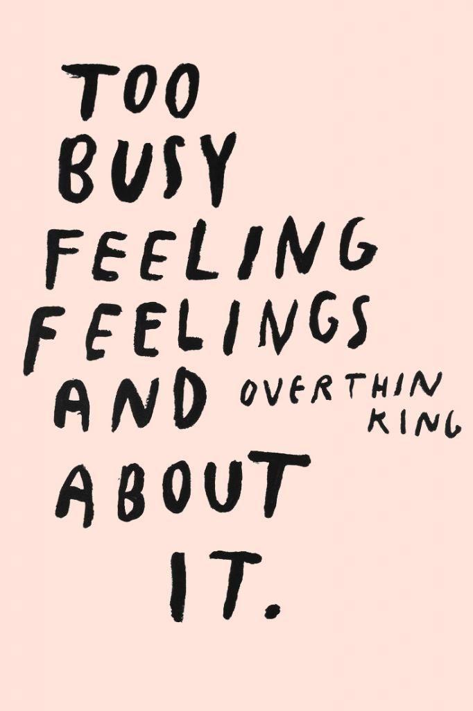feeling feelings
