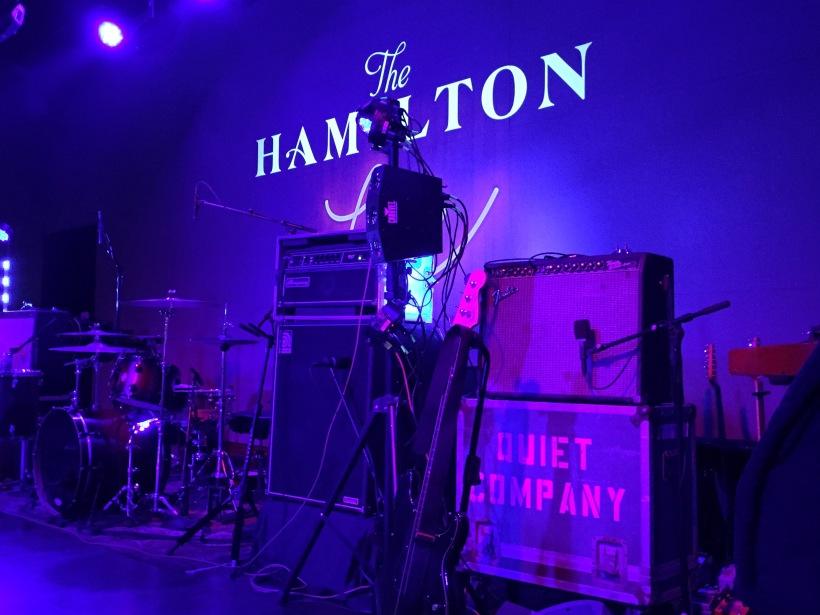 The Hamilton Live