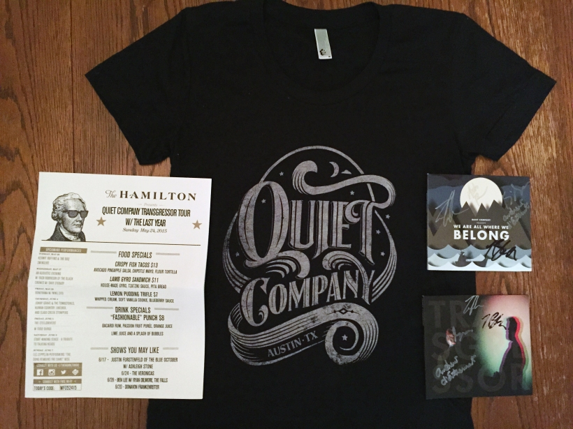 Quiet_Company Merchandise